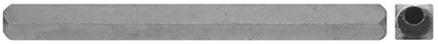 Nickal - Carrés 7 mm - Stifte 7 mm