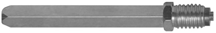 Nickal - Tiges à levier M12 - Wechselstifte, M12